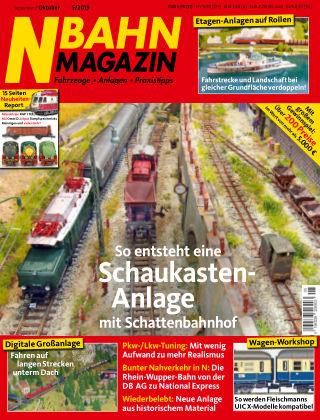 N‐Bahn Magazin 05_2019
