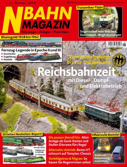 N‐Bahn Magazin October 30, 2019 00:00