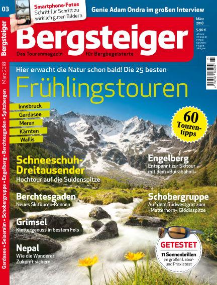Bergsteiger February 10, 2018 00:00