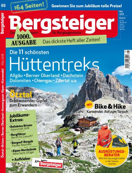 Bergsteiger April 07, 2018 00:00