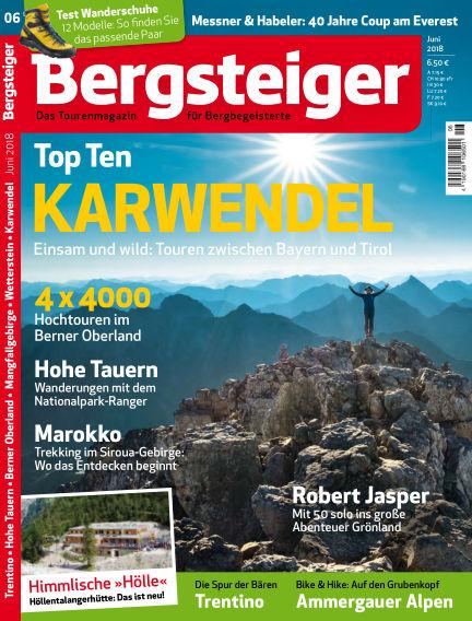 Bergsteiger May 12, 2018 00:00