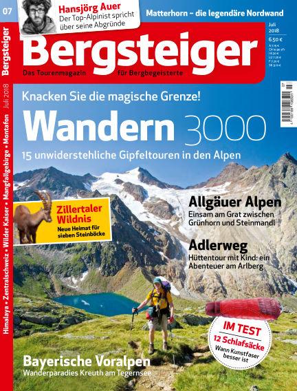 Bergsteiger June 16, 2018 00:00