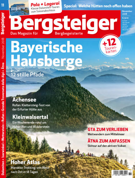Bergsteiger October 13, 2018 00:00