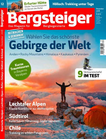 Bergsteiger November 17, 2018 00:00