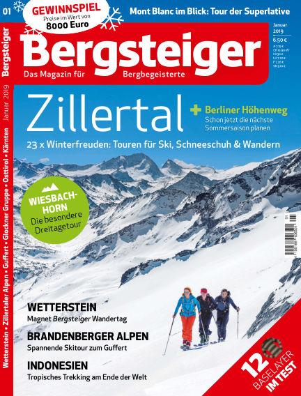 Bergsteiger December 15, 2018 00:00
