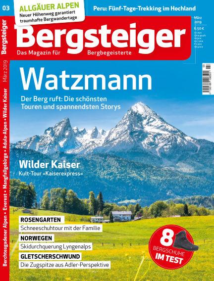 Bergsteiger February 09, 2019 00:00