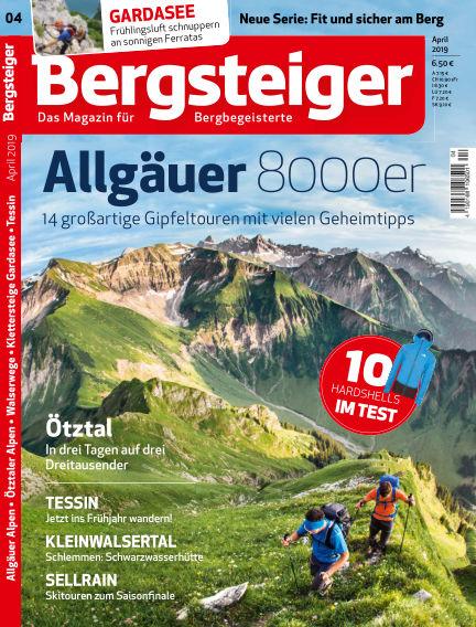 Bergsteiger March 09, 2019 00:00