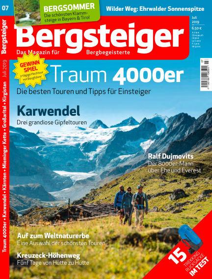 Bergsteiger June 15, 2019 00:00