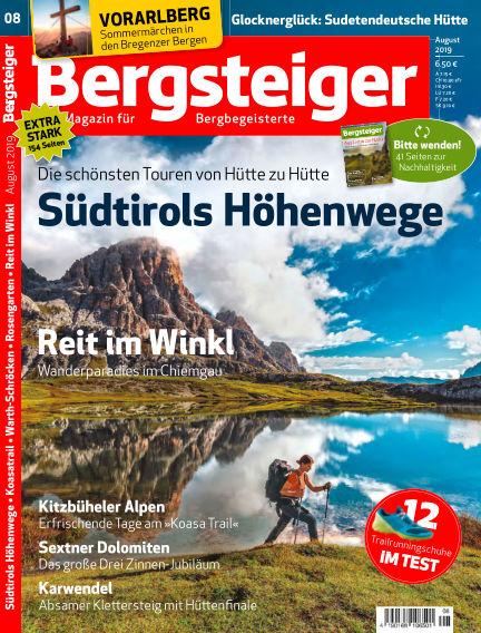 Bergsteiger July 13, 2019 00:00