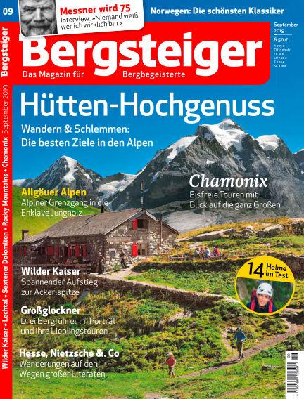Bergsteiger August 17, 2019 00:00