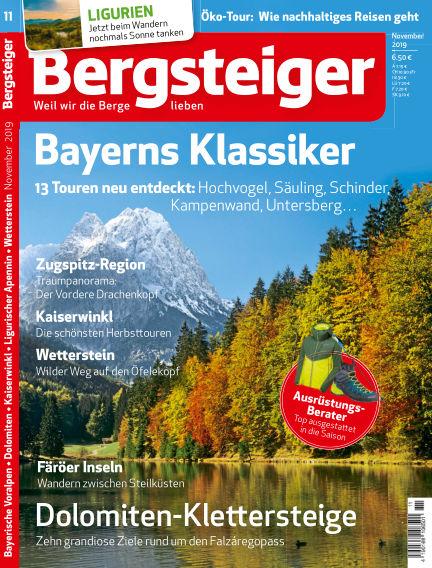 Bergsteiger October 12, 2019 00:00