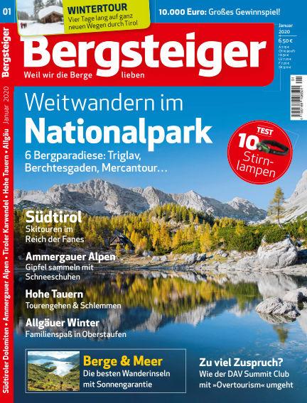 Bergsteiger December 14, 2019 00:00