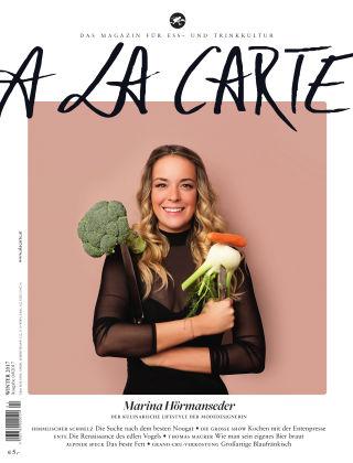 A la Carte 2017/4