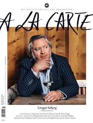 A la Carte 2019/1