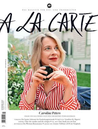 A la Carte 2019/2