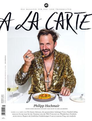 A la Carte 2019/3