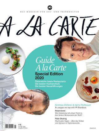 A la Carte 2020/1