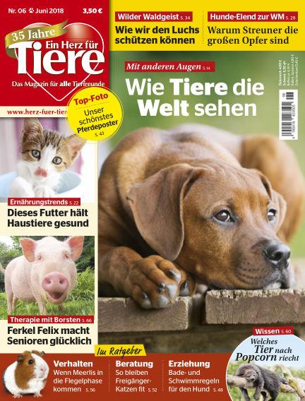 Ein Herz für Tiere May 18, 2018 00:00