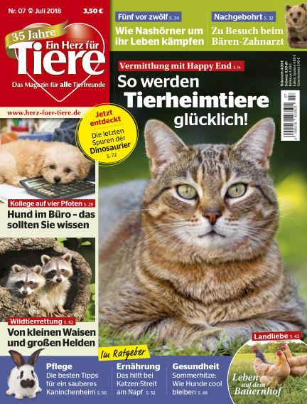 Ein Herz für Tiere June 22, 2018 00:00