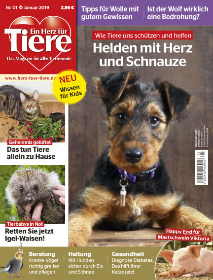 Ein Herz für Tiere December 14, 2018 00:00