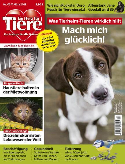 Ein Herz für Tiere February 22, 2019 00:00