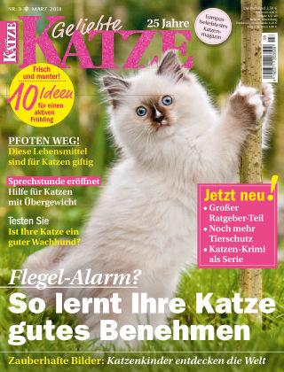 Geliebte Katze 03_2018