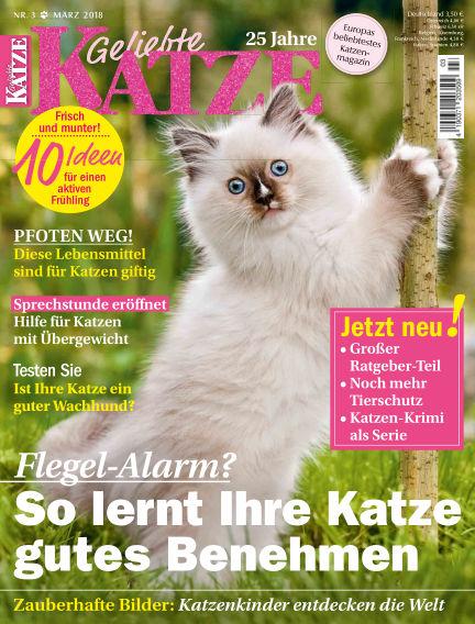 Geliebte Katze February 17, 2018 00:00