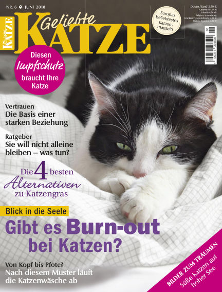 Geliebte Katze May 09, 2018 00:00