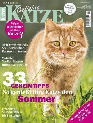 Geliebte Katze 07_2018