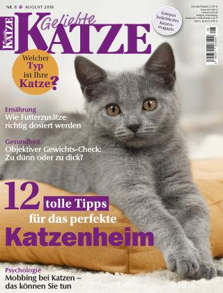 Geliebte Katze 08_2018