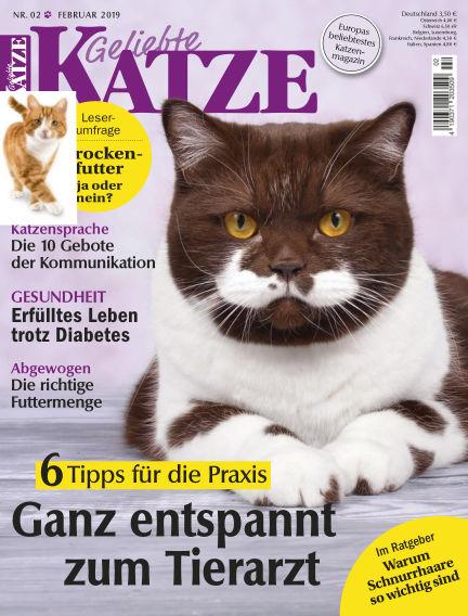 Geliebte Katze January 15, 2019 00:00