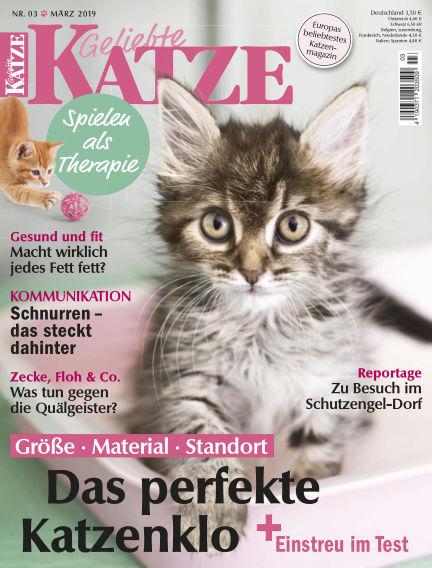 Geliebte Katze February 12, 2019 00:00