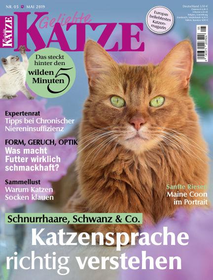 Geliebte Katze April 16, 2019 00:00