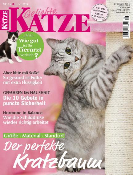 Geliebte Katze May 14, 2019 00:00