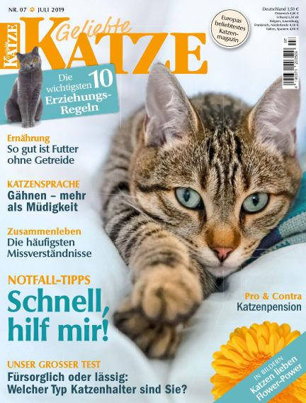 Geliebte Katze June 11, 2019 00:00