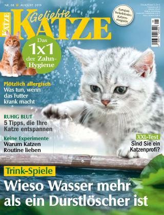 Geliebte Katze 08_2019