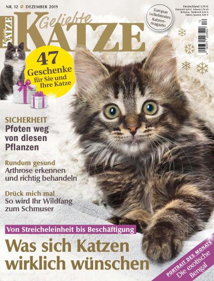 Geliebte Katze November 12, 2019 00:00