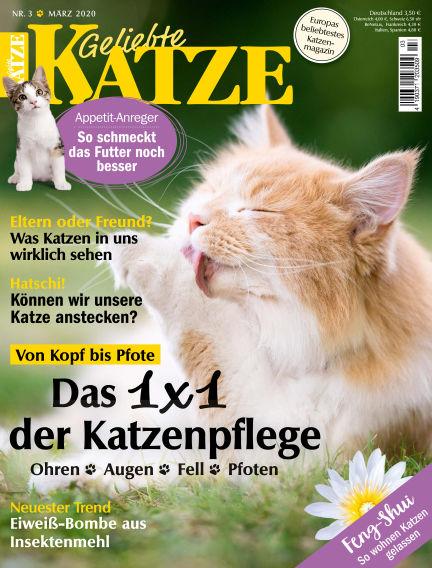 Geliebte Katze February 11, 2020 00:00