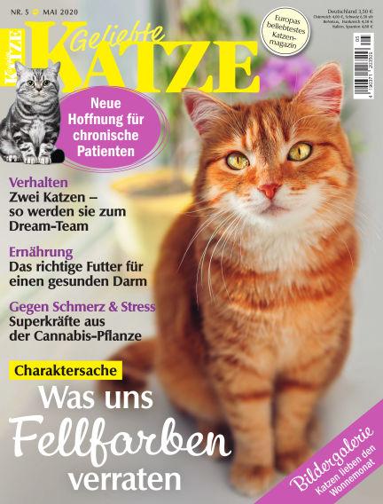 Geliebte Katze April 14, 2020 00:00