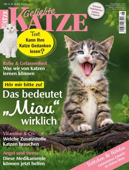 Geliebte Katze May 19, 2020 00:00