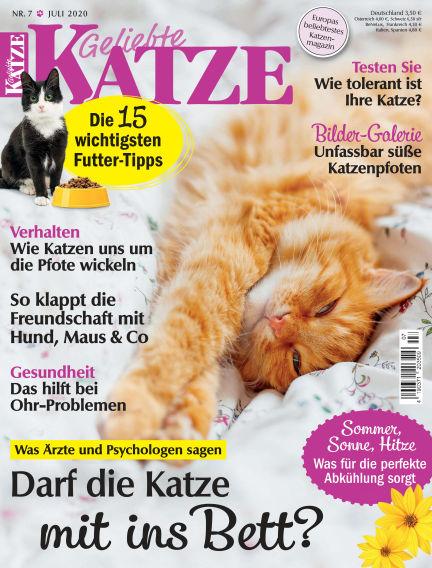 Geliebte Katze June 09, 2020 00:00