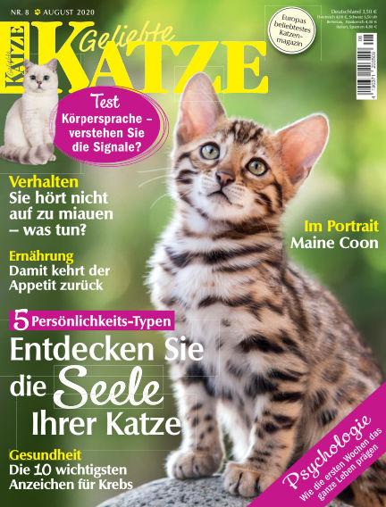 Geliebte Katze July 14, 2020 00:00
