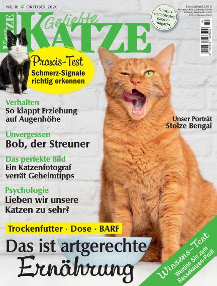 Geliebte Katze September 08, 2020 00:00