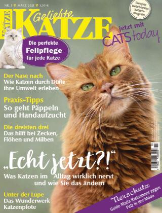 Geliebte Katze 03_2021