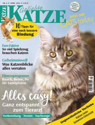 Geliebte Katze 04_2021