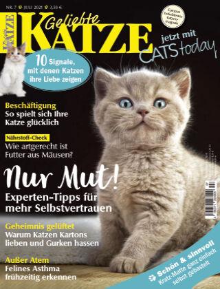 Geliebte Katze 07_2021