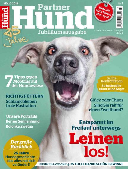 Partner Hund February 10, 2018 00:00