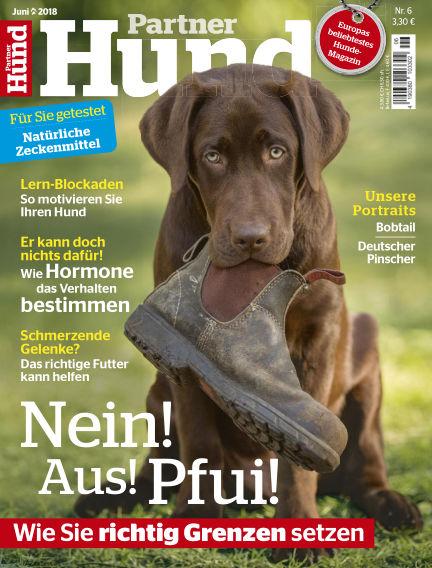 Partner Hund May 02, 2018 00:00