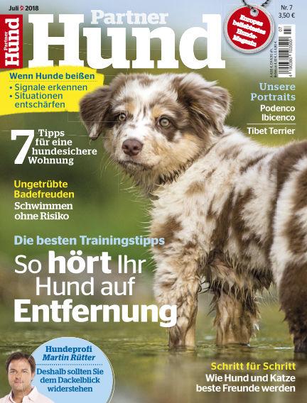 Partner Hund June 06, 2018 00:00