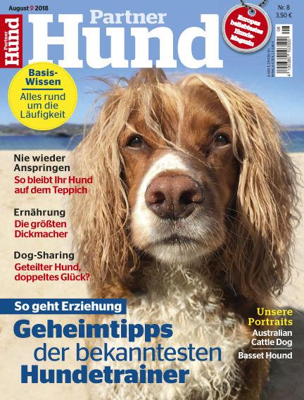 Partner Hund July 04, 2018 00:00